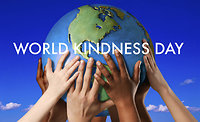 Welcome to my Blog. world kindness day