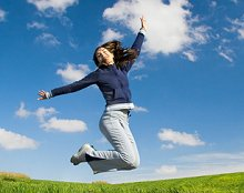 Welcome to my Blog. Library Image: Jump for Joy